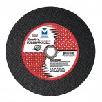 Stationary Cut-Off Saw Wheels-Double Reinforced 12″ x 1/8″ x 1″  601060
