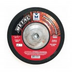 T27 Depressed Center Grinding Wheels -Dual Grit 6″ x 1/4″ x 7/8″ 620120