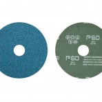 AOX Resin Fibre Discs  AOX Resin Fibre Discs 4 x 5/8 with Grit 80 300080